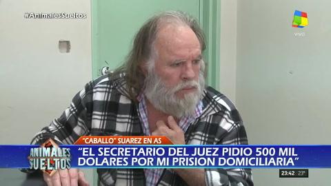 Omar Caballo Suárez: Yo estoy condenado por el juez y me van a matar