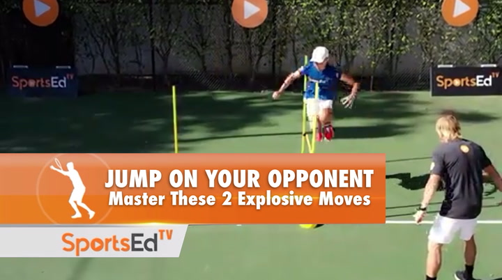 JUMP ON YOUR OPPONENT - Master These 2 Explosive Moves