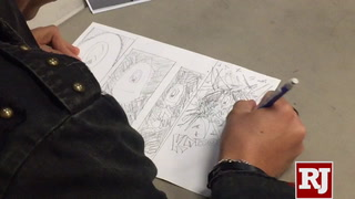 Learning how to create your own comic book