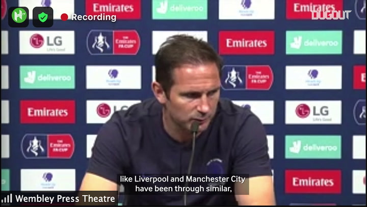 Frank Lampard outlines defensive frailties as area to improve next season