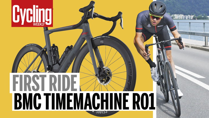 Radical new BMC Timemachine launched, including integrated bottles