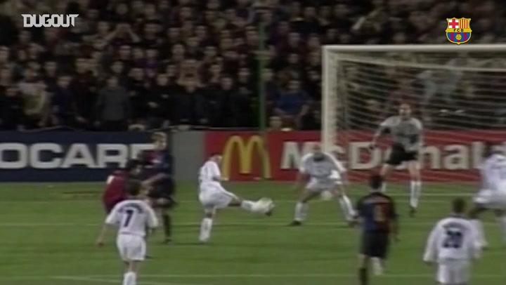 Kompilasi Gol Terbaik Barcelona di 8 Besar Liga Champions