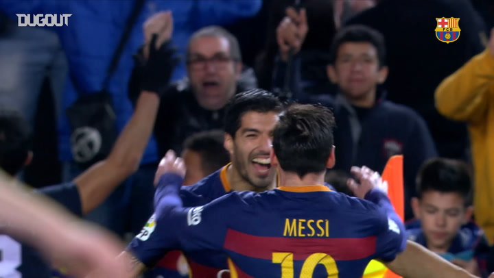 Hat-Trick Heroes: Luis Suárez Vs Celta Vigo