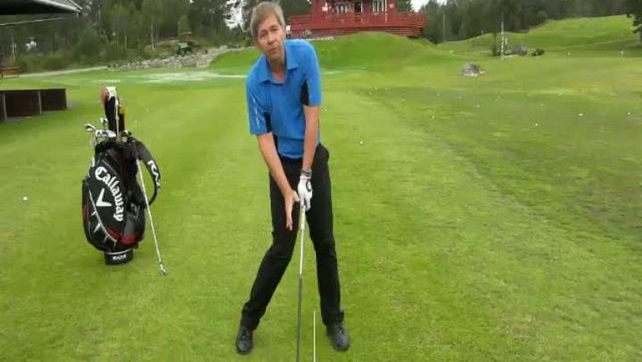Golf: Hvordan slå lange, rette slag