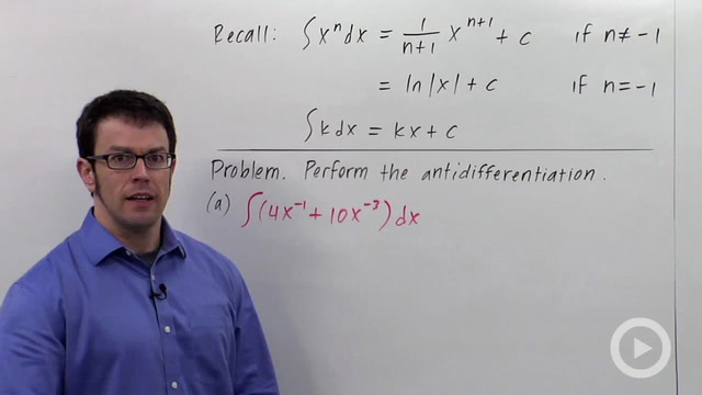 Complicated Indefinite Integrals - Problem 1