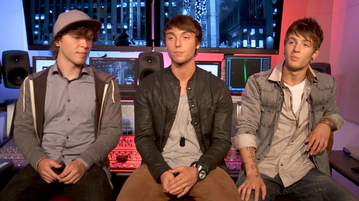 Interviews: Emblem3 Talk Opening for Selena Gomez, Tease New Video