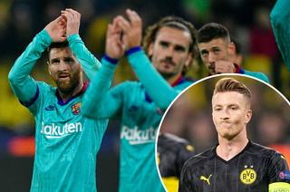Ter Stegen permite al Barcelona empatar en Dortmund en el regreso de Messi