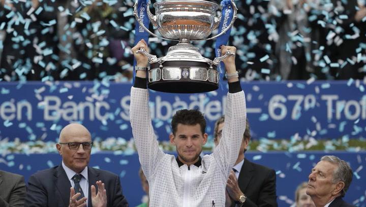 Resumen del Barcelona Open Banc Sabadell 2019- 67º Trofeo Conde de Godó