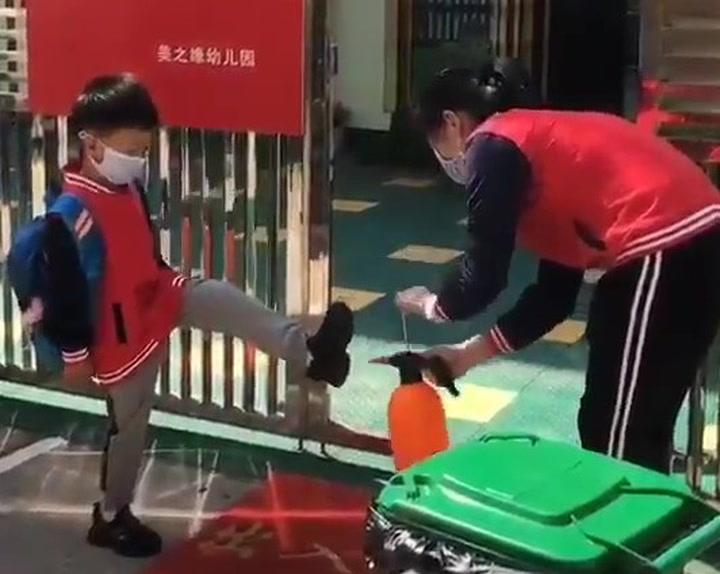 ¿Serán suficientes estas medidas en los colegios chinos?