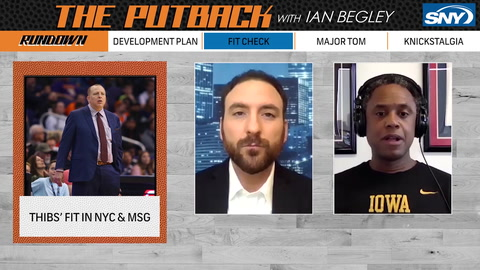 The Putback with Ian Begley: Talking Tom Thibodeau and 90s Knicks with B.J. Armstrong