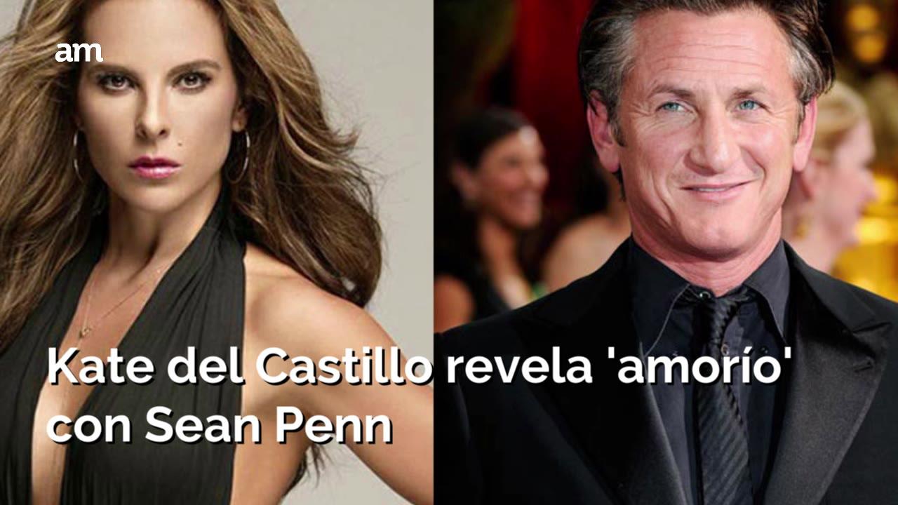 Kate del Castillo revela 'amorío' ¡con actor hollywoodense!