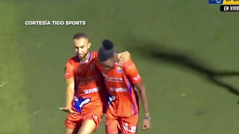 Lobos UPN 1 - 1 Real España (Jornada 10 Liga Nacional)