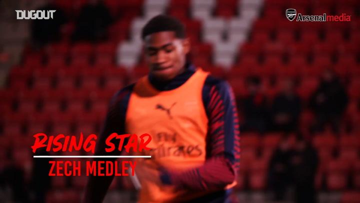 Rising star: Zech Medley