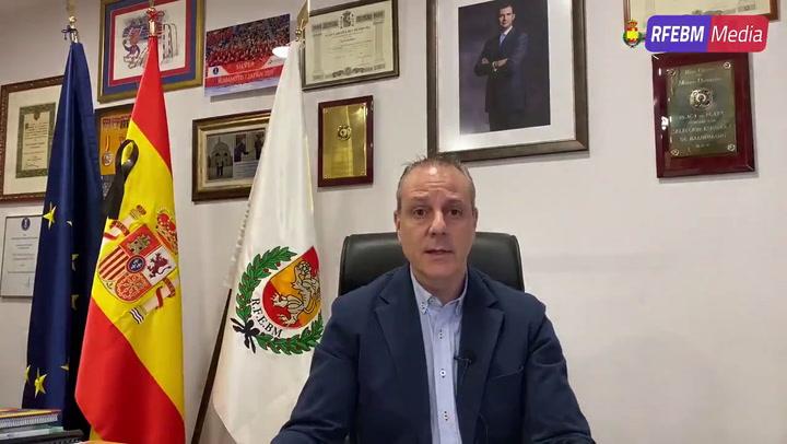 La junta directiva de la RFEBM propone cancelar las competiciones con ascensos y sin descensos