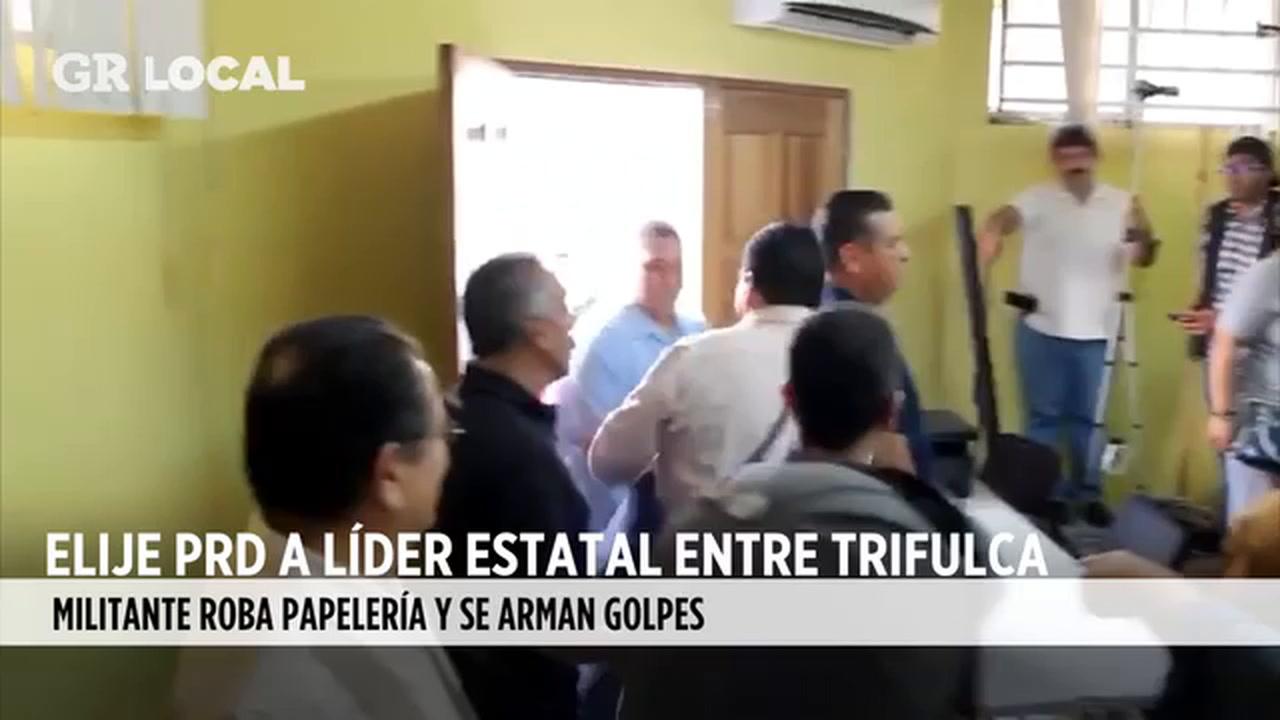 Pelea por el PRD de Nuevo León