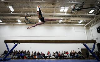 Prep Gymnastics: Morris/C-A vs BSLA