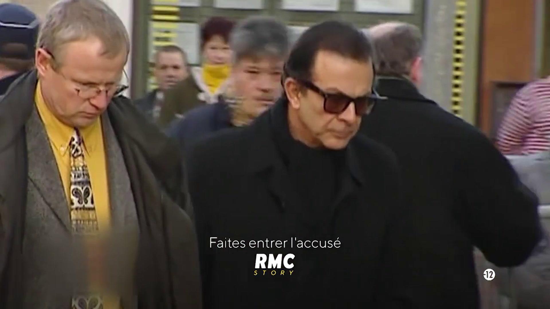 Faites entrer l'accusé : Jean-Pierre Treiber, l'affaire Giraud-Lherbier