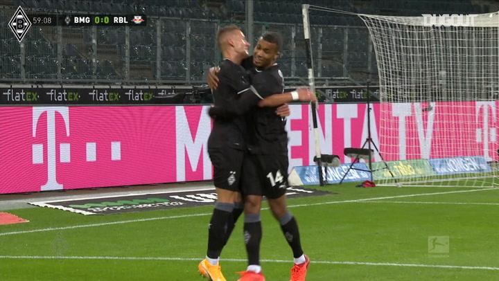 Hannes Wolf helps Gladbach down RB Leipzig
