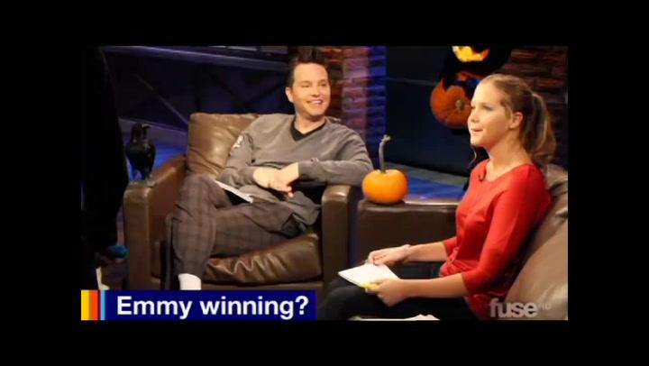 Behind The Scenes: Hoppus - Emmy?