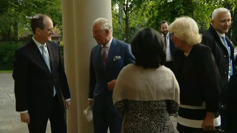Reino Unido se deleita con llegada del bebé de Harry y Meghan