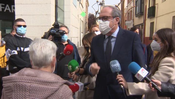 Gabilondo acude al hospital al encontrarse mal tras haber recibido la vacuna