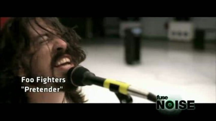 Shows: Foo Fighters