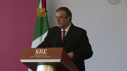 México intenta convencer a migrantes para que desistan de cruzar a EEUU