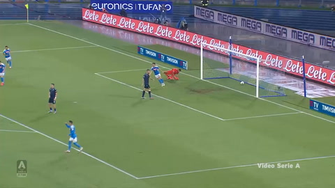 Napoli 3-1 Lazio (Serie A)
