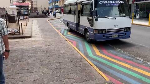 ¿Qué opinan los capitalinos sobre el retiro de la ciclovía en la Avenida Cervantes?
