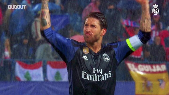 Best Defenders: Sergio Ramos