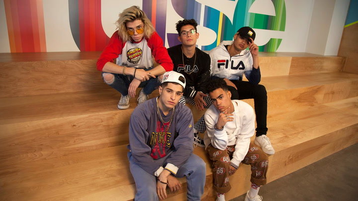 PRETTYMUCH Talks First Kisses, Crushes and First Single Feelings: Fuse First