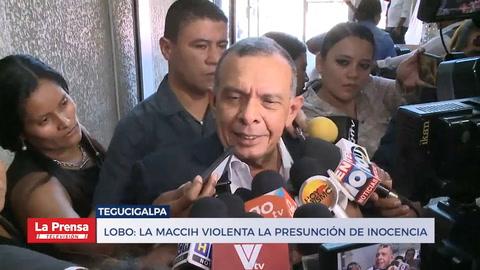 Porfirio Lobo Sosa, tildó como un show los señalamientos contra su hermano