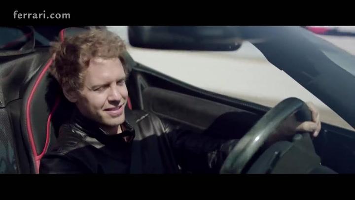 ¿Quieres comprar un LaFerrari 2016 como éste? Vettel lo vende