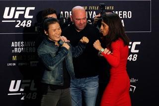 UFC 248 Staredowns – VIDEO