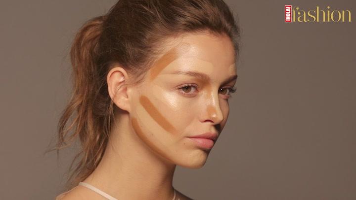 El arte del contouring: el rostro