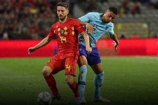 Bélgica y Holanda firmaron un empate en Bruselas