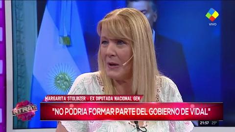 Stolbizer: El Gobierno tiene comportamientos muy parecidos a Cristina