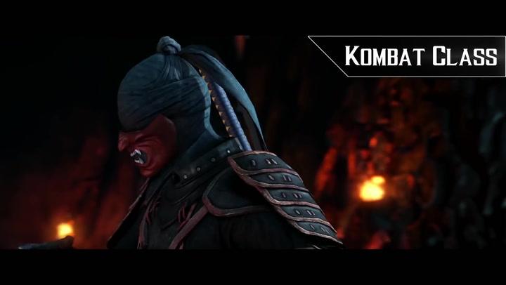 'Mortal Kombat X': Kombat Class - Kenshi
