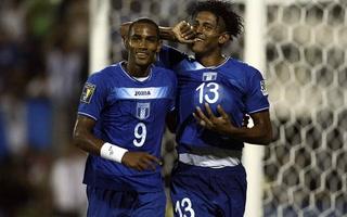 El día que Honduras le dio una paliza a Granada con un 7-1 en la Copa Oro 2011