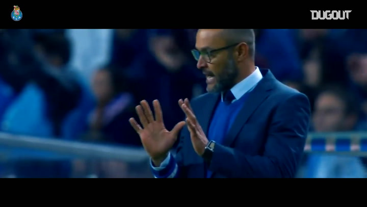 Best of Nuno Santo at FC Porto