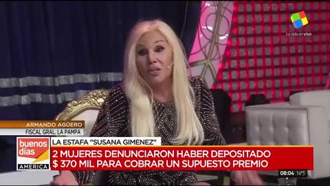 Un falso productor de Susana estafó a dos jubiladas por más de 350 mil pesos copy