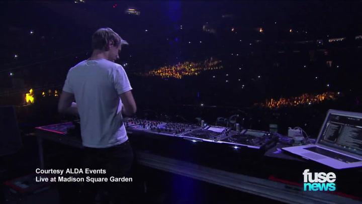 Shows: Fuse News: Teaser: Armin Van Buuren Teaser