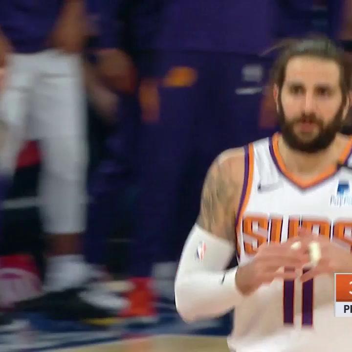 Ricky Rubio anotó 25 puntos contra los New York Knicks
