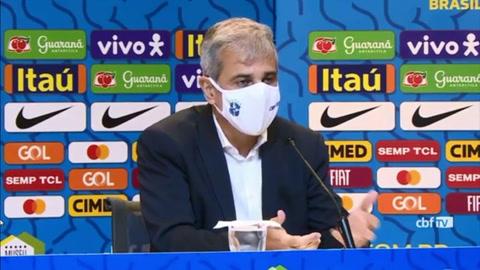 Rodrygo regresa al Brasil de Tite para el inicio del clasificatorio sudamericano