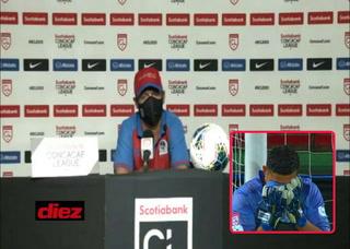 Troglio revela por qué Harold Fonseca pateó el cuarto penal que terminó eliminando a Olimpia