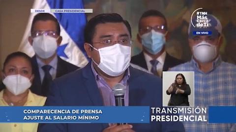 De 4.01%, 5% y 8% será aumento al salario mínimo 2021 en Honduras