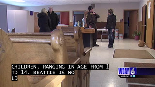 Despite burglary over the weekend a Buffalo, ND church will remain having unlocked doors