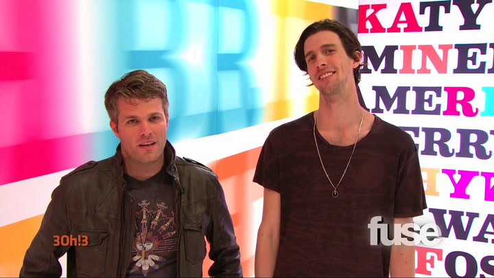 Shows: Top 100 Hottest Hooks: 3OH!3 Hour 1 Picks