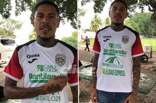 Henry Figueroa fue presentado en Marathón y se reporta listo: