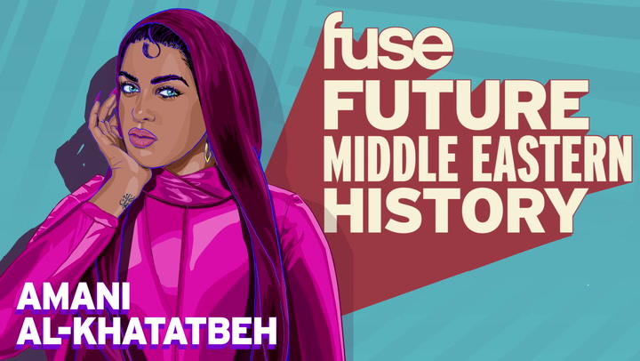 Future Middle Eastern History: Amani Al-Khatahtbeh